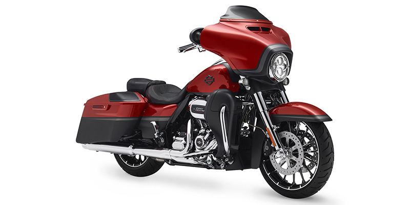 CVO™ Street Glide® at Mike Bruno's Bayou Country Harley-Davidson
