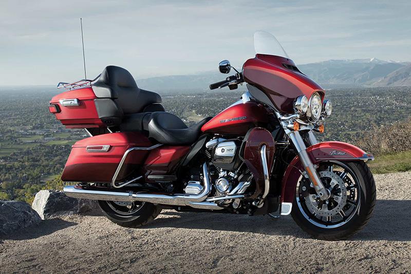 2018 Harley-Davidson Electra Glide Ultra Limited at Stutsman Harley-Davidson, Jamestown, ND 58401