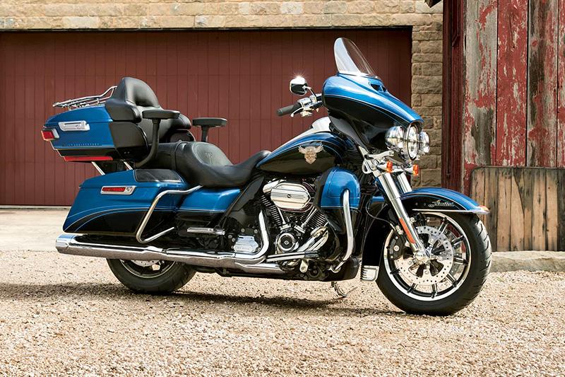2018 Harley-Davidson Electra Glide Ultra Limited at Speedway Harley-Davidson