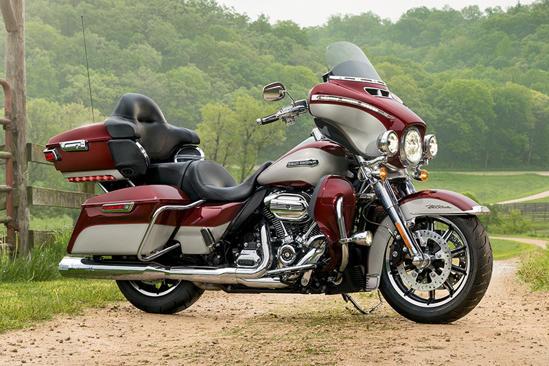 2018 Harley-Davidson Electra Glide® Ultra Classic® at Waukon Harley-Davidson, Waukon, IA 52172