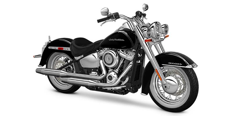 2018 Harley-Davidson Softail Deluxe at Destination Harley-Davidson®, Tacoma, WA 98424
