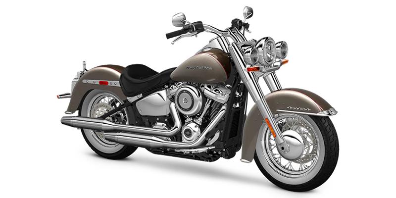 Softail® Deluxe at La Crosse Area Harley-Davidson, Onalaska, WI 54650
