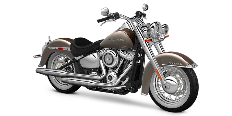 Softail® Deluxe at Bud's Harley-Davidson, Evansville, IN 47715