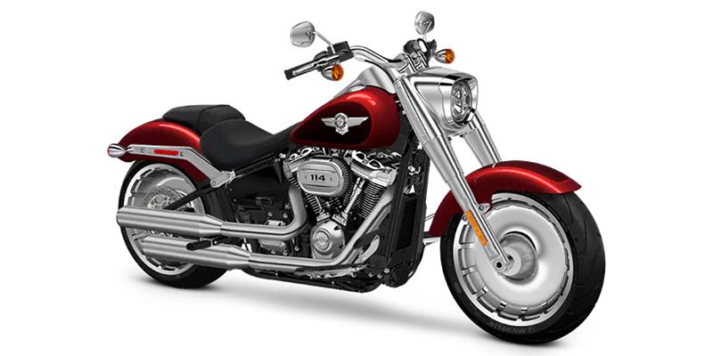 2018 Harley-Davidson Softail Fat Boy 114 at Destination Harley-Davidson®, Tacoma, WA 98424
