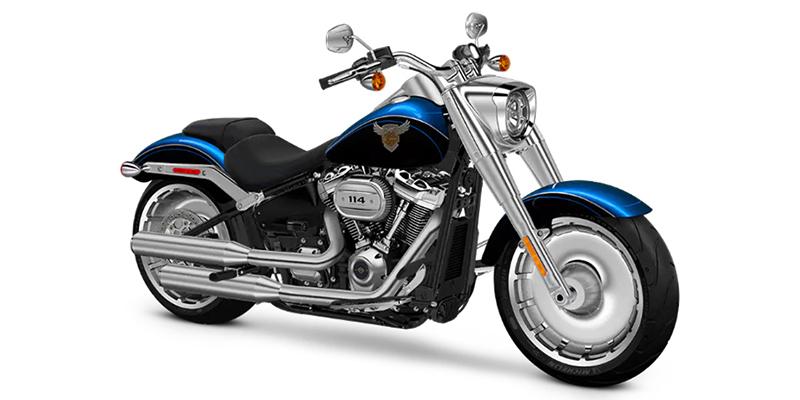 Softail® Fat Boy® 114 at Harley-Davidson® Shop of Winona, Winona, MN 55987