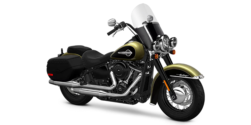 2018 Harley-Davidson Softail® Heritage Classic at Waukon Harley-Davidson, Waukon, IA 52172