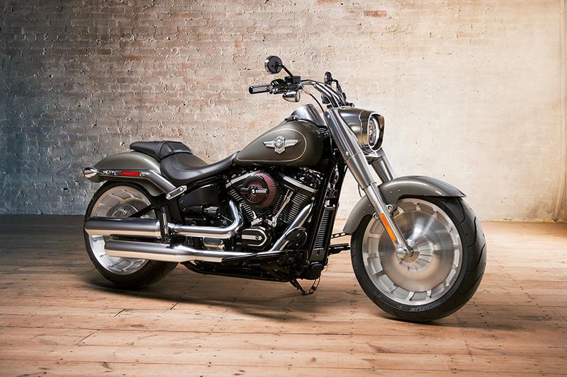 2018 Harley-Davidson Softail Fat Boy at Riders Harley-Davidson®, Trussville, AL 35173