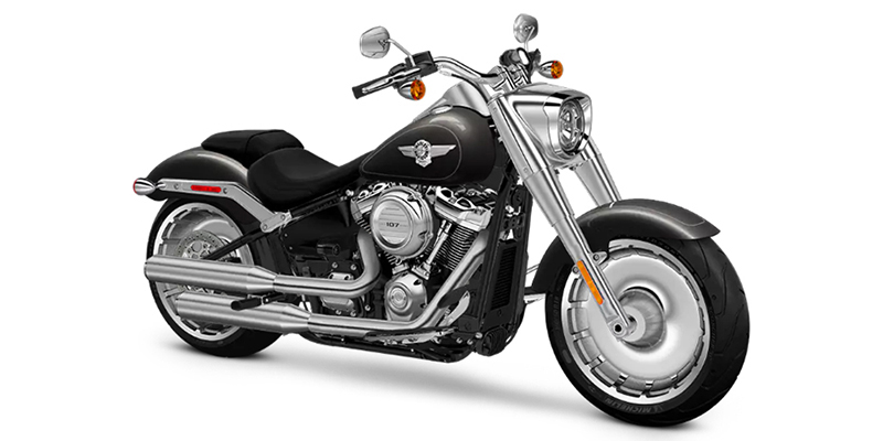 Softail® Fat Boy® at Bud's Harley-Davidson, Evansville, IN 47715