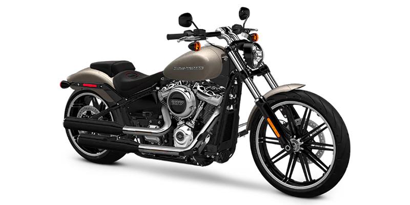 Softail® Breakout® at Bud's Harley-Davidson, Evansville, IN 47715