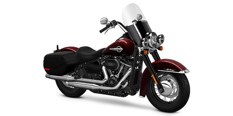2018 Harley-Davidson Softail® Heritage Classic 114 at Waukon Harley-Davidson, Waukon, IA 52172