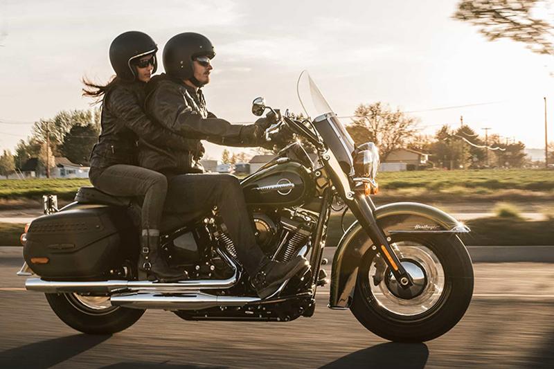 2018 Harley-Davidson Softail® Heritage Classic 114 at Harley-Davidson® Shop of Winona, Winona, MN 55987