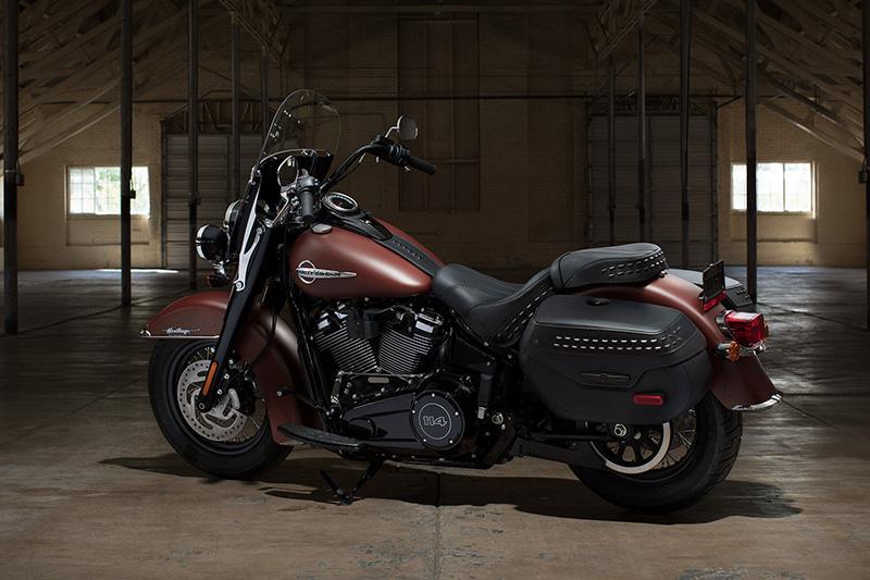 2018 Harley-Davidson Softail Heritage Classic 114 at Harley-Davidson of Fort Wayne, Fort Wayne, IN 46804