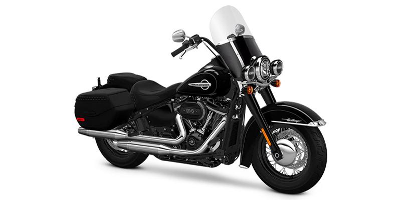 Softail® Heritage Classic 114 at Vandervest Harley-Davidson, Green Bay, WI 54303