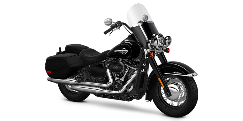 Softail® Heritage Classic 114 at Waukon Harley-Davidson, Waukon, IA 52172