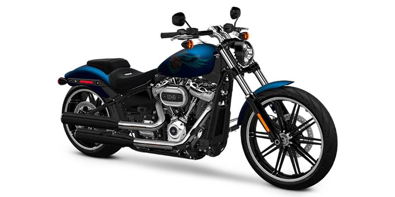 Softail® Breakout® 114 at Bud's Harley-Davidson, Evansville, IN 47715