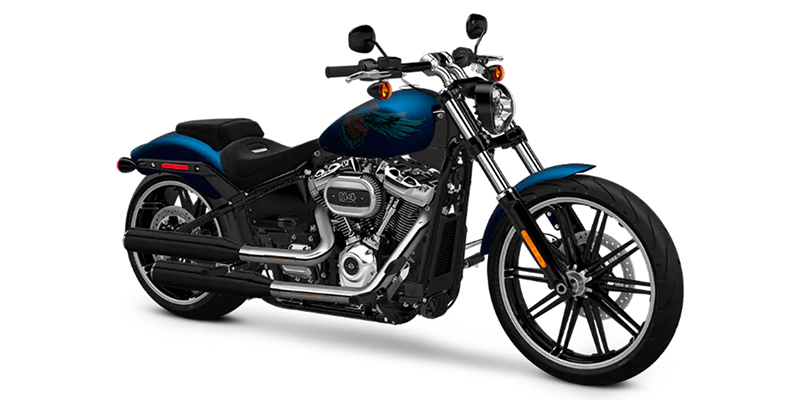 Softail® Breakout® 114 at Bud's Harley-Davidson, Evansville, IN 47715