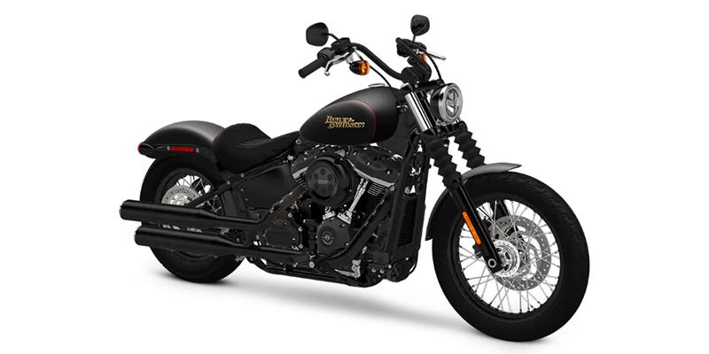 2018 Harley-Davidson Softail Street Bob at Destination Harley-Davidson®, Tacoma, WA 98424