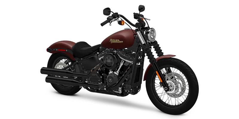 2018 Harley-Davidson Softail® Street Bob® at Bud's Harley-Davidson