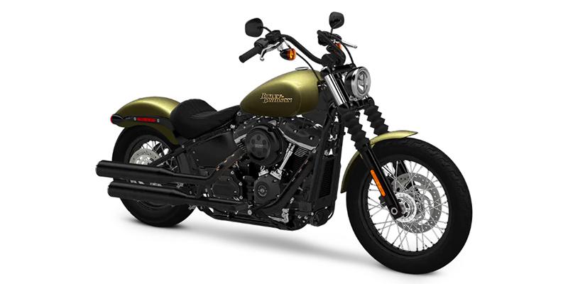 Softail® Street Bob® at Harley-Davidson® Shop of Winona, Winona, MN 55987