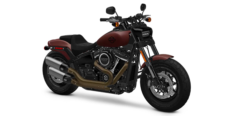 Softail® Fat Bob® at Bud's Harley-Davidson