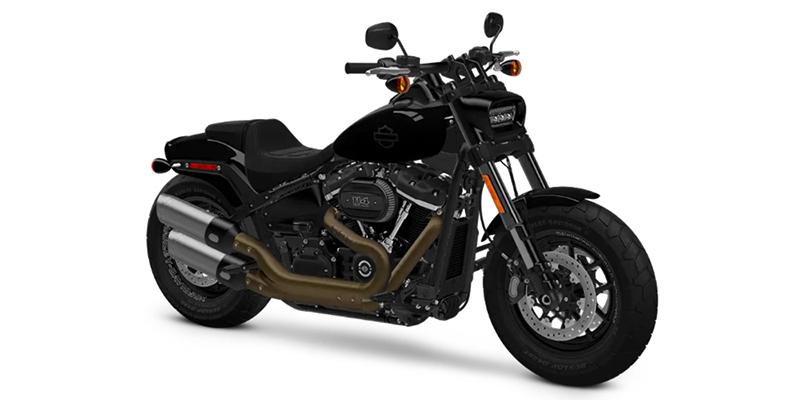 2018 Harley-Davidson Softail® Fat Bob® 114 at Bud's Harley-Davidson