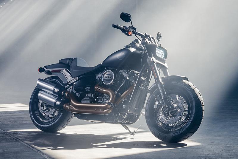 2018 Harley-Davidson Softail® Fat Bob® 114 at Harley-Davidson® Shop of Winona, Winona, MN 55987