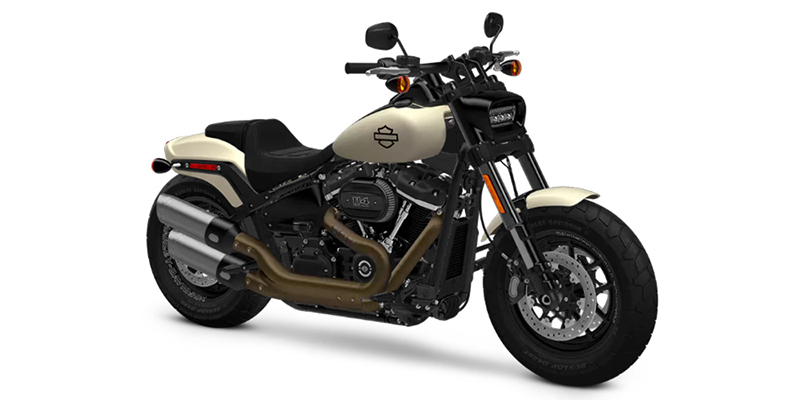 Softail® Fat Bob® 114 at Bud's Harley-Davidson, Evansville, IN 47715