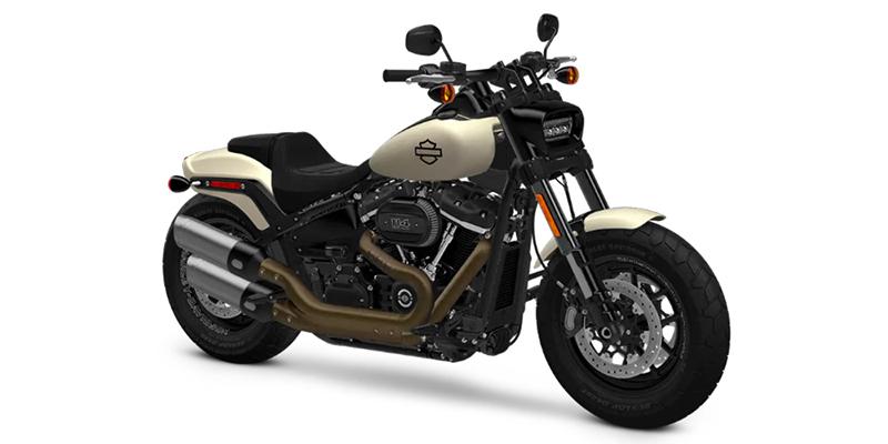 Softail® Fat Bob® 114 at Bud's Harley-Davidson