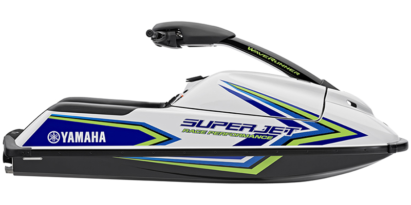 2018 Yamaha WaveRunner® Superjet Base