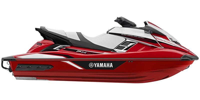 2018 Yamaha WaveRunner® FX SVHO at Kawasaki Yamaha of Reno, Reno, NV 89502