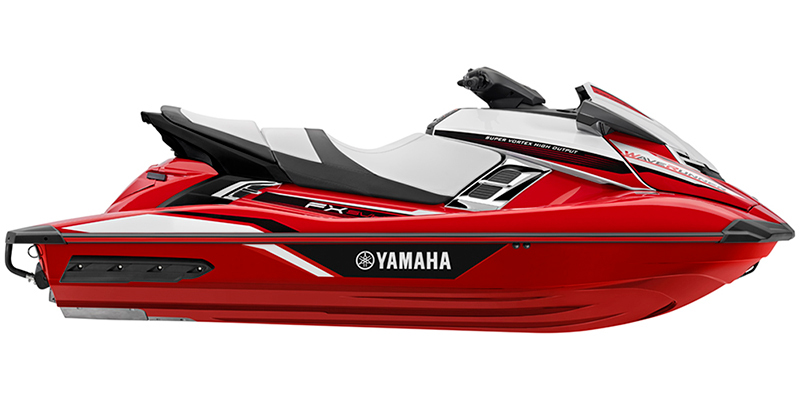 WaveRunner® FX SVHO at Bobby J's Yamaha, Albuquerque, NM 87110