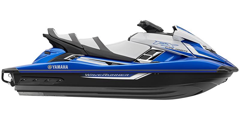 2018 Yamaha WaveRunner® FX Cruiser SVHO at Kawasaki Yamaha of Reno, Reno, NV 89502