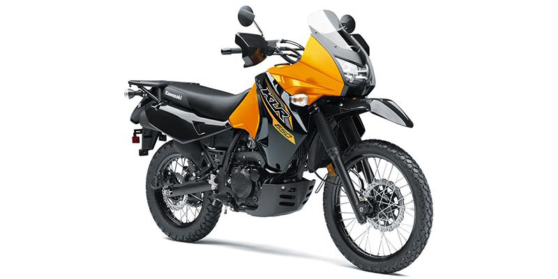 2018 Kawasaki KLR 650 at Brenny's Motorcycle Clinic, Bettendorf, IA 52722
