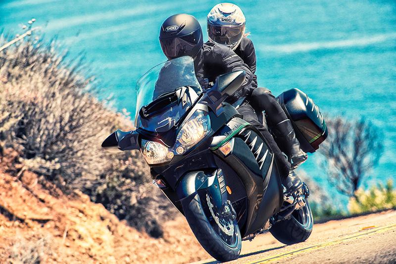 2018 Kawasaki Concours 14 ABS at Kawasaki Yamaha of Reno, Reno, NV 89502