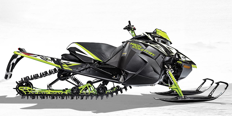 2018 Arctic Cat XF 9000 High Country Limited 153 2.25 Lug at Lincoln Power Sports, Moscow Mills, MO 63362