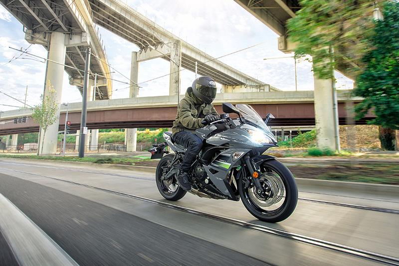 2018 Kawasaki Ninja 650 ABS at Hebeler Sales & Service, Lockport, NY 14094