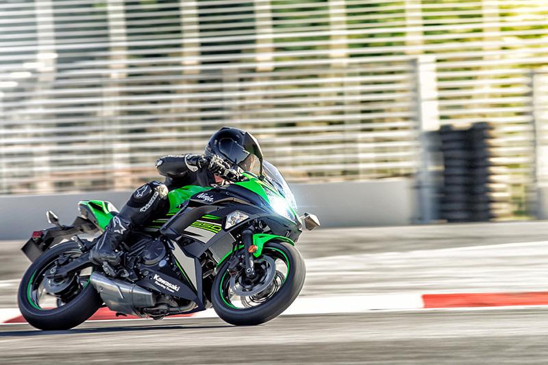 2018 Kawasaki Ninja 650 ABS KRT Edition at Hebeler Sales & Service, Lockport, NY 14094