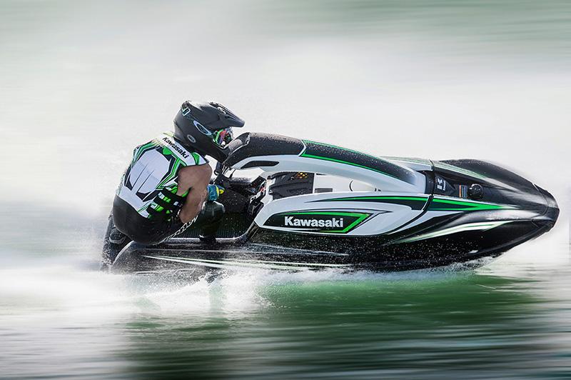 2018 Kawasaki Jet Ski SX-R Base at Kawasaki Yamaha of Reno, Reno, NV 89502