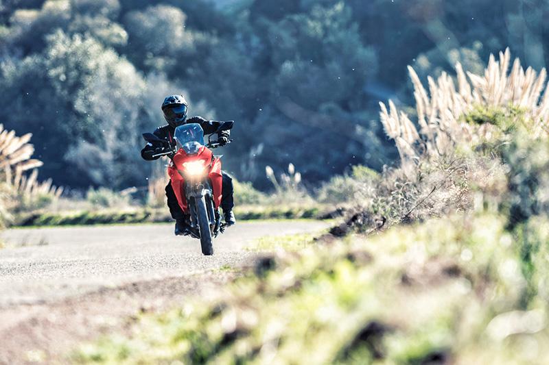 2018 Kawasaki Versys-X 300 ABS at Rod's Ride On Powersports, La Crosse, WI 54601