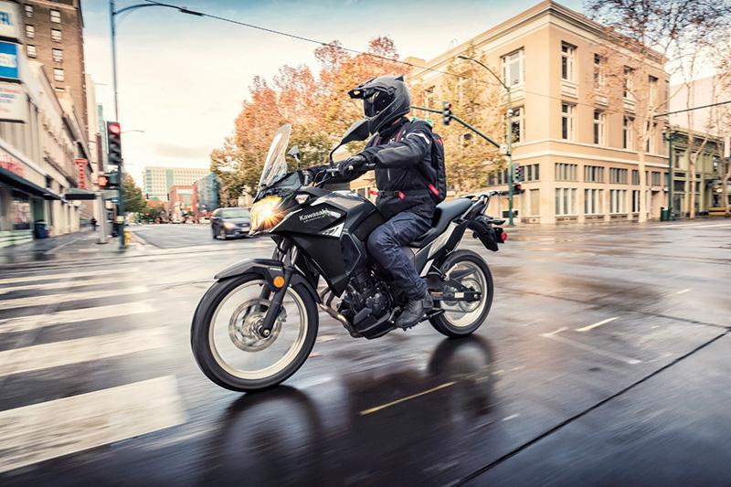 2018 Kawasaki Versys-X 300 ABS at Hebeler Sales & Service, Lockport, NY 14094