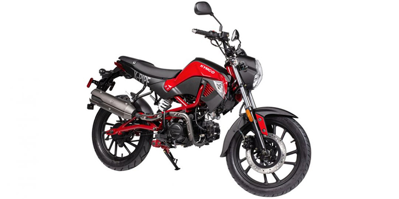 2018 KYMCO K-Pipe 125 at Lincoln Power Sports, Moscow Mills, MO 63362