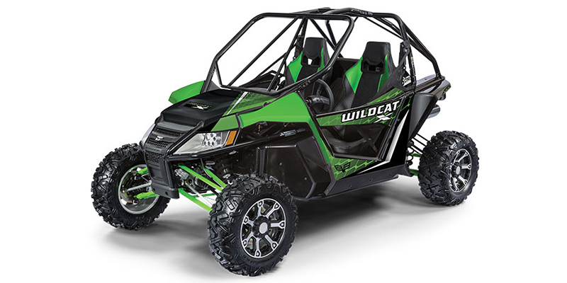 Wildcat X at Hebeler Sales & Service, Lockport, NY 14094