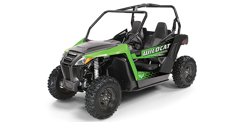2018 Textron Off Road Wildcat Trail Base at Hebeler Sales & Service, Lockport, NY 14094
