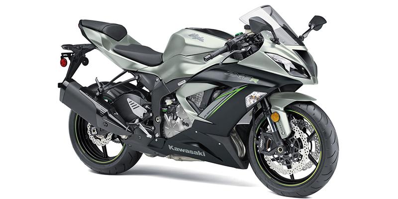 Ninja® ZX™-6R at Kawasaki Yamaha of Reno, Reno, NV 89502