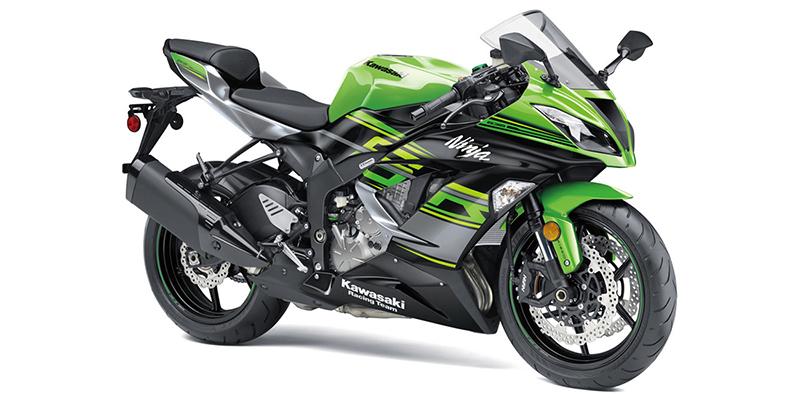 Ninja® ZX™-6R KRT Edition at Kawasaki Yamaha of Reno, Reno, NV 89502