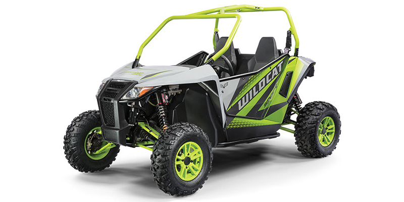 2018 Arctic Cat Wildcat Sport LTD at Harsh Outdoors, Eaton, CO 80615