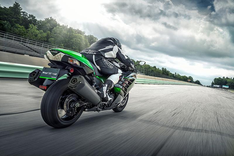 2018 Kawasaki Ninja Zx 14r Abs Se