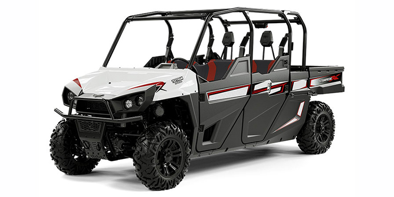 Stampede 4X at Lincoln Power Sports, Moscow Mills, MO 63362
