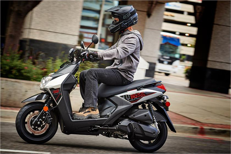 2018 Yamaha Zuma 125 at Sloan's Motorcycle, Murfreesboro, TN, 37129