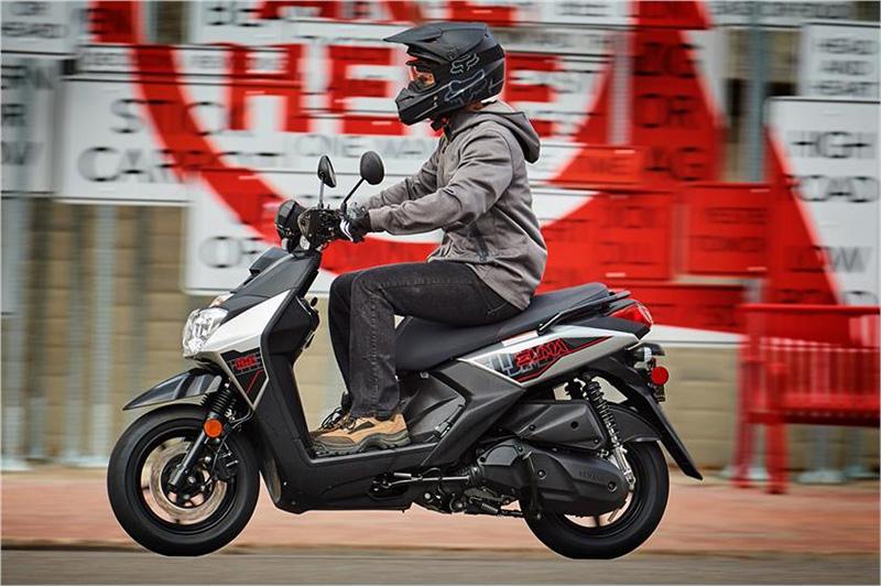 2018 Yamaha Zuma 125 at Kent Powersports, North Selma, TX 78154